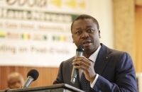 Faure Gnassingbe - High Level Meeting on post-Ebola - Monrovia - 12 Avril 2017 b