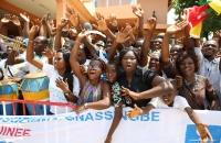 Visite de Faure Gnassingbé à Conakry le 30 avril 2017