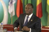 Alassane Ouattara au Sommet de l'UEMOA - 10 avril 2017