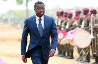 Faure Gnassingbe lance les travaux des ponts Koumongou et Kara (1)