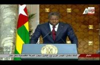 Faure Gnassingbé, Togo, Egypte, Abdel Fattah Al Sisi, Présidence, officiel, point de presse 13 avril 2016