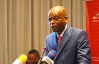 Robert Dussey Ministre des Affaires étrangères à l'Ouverture du Printemps de la Cooperation 2