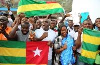 Arrivee de Faure Gnassingbe a Monrovia  - 12 Avril 2017 (1)