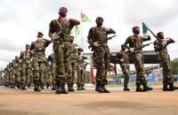 Défilé militaire de la 57e fête de l'Indépendance (4)