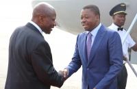 Faure Gnassingbe et Daniel Kablan Duncan au Sommet de l'UEMOA - 10 avril 2017