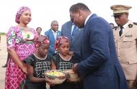 Faure Gnassingbé à Niamey le 5 octobre 2017(2)