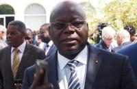 Germain Meba, président de la Chambre de Commerce et d'Industrie du Togo (CCIT)