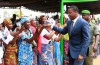 Faure Gnassingbe lance les travaux des ponts Koumongou et Kara (6)