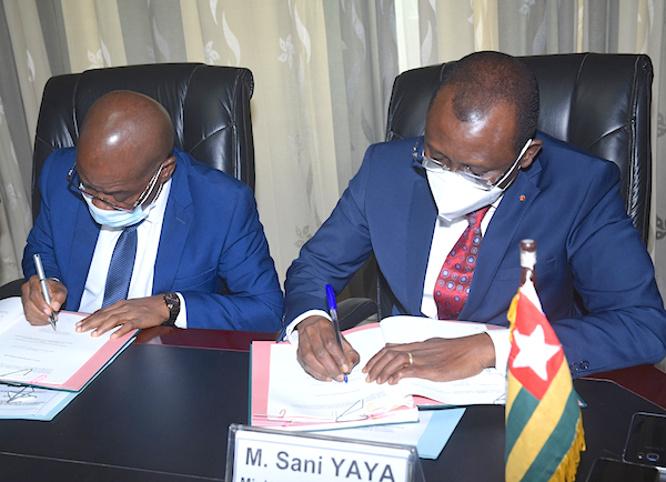 le-togo-et-la-bad-formalisent-deux-accords-dans-les-domaines-de-la-sante-et-l-agriculture