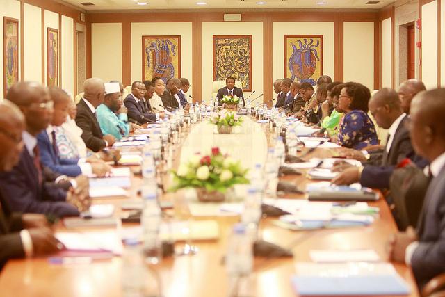 le-gouvernement-a-tenu-son-6eme-conseil-des-ministres-ce-mercredi