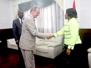 la-presidente-de-l-assemblee-nationale-a-recu-l-ambassadeur-d-allemagne-au-togo