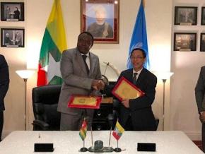 le-togo-et-la-birmanie-etablissent-des-relations-diplomatiques