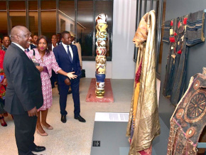jour-2-de-la-visite-de-cyril-ramaphosa-au-togo-cooperation-economique-et-visites-au-programme