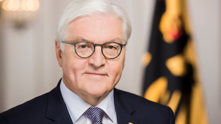 frank-walter-steinmeier-adresse-ses-felicitations-a-faure-gnassingbe-pour-sa-reelection