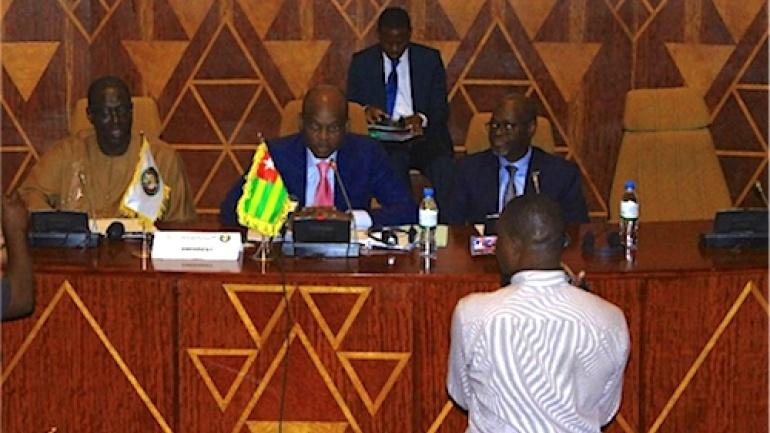 conseil-des-ministres-de-la-cedeao-14-commissaires-et-3-hauts-fonctionnaires-nommes-a-lome