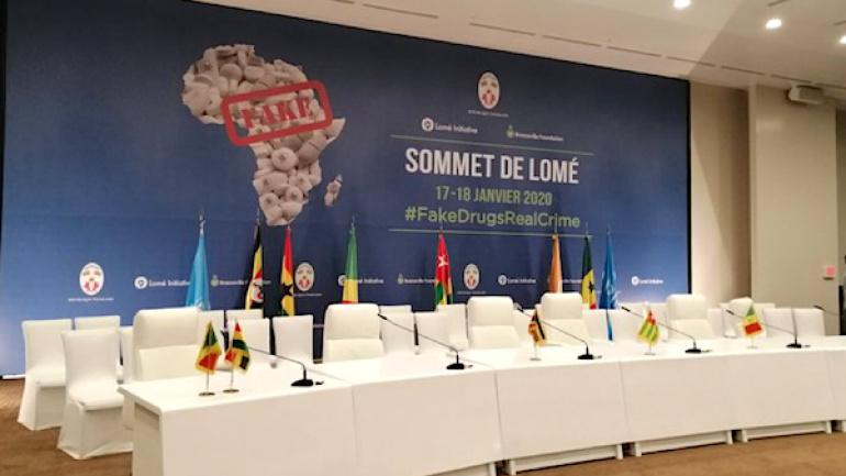 le-sommet-de-lome-contre-le-trafic-des-faux-medicaments-s-ouvre-ce-jour
