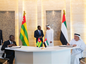 le-togo-beneficie-d-une-subvention-de-15-millions-de-dollars-du-fonds-khalifa-pour-financer-les-pme-pmi