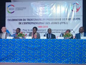 le-programme-de-promotion-de-l-entrepreneuriat-des-jeunes-celebre-ses-30-ans