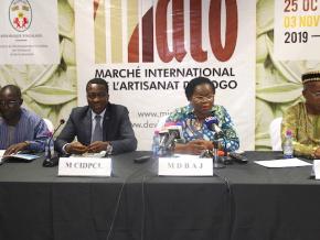 le-marche-international-de-l-artisanat-au-togo-annonce-du-25-octobre-au-03-novembre-a-lome