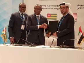 le-togo-et-le-fonds-d-abu-dhabi-formalisent-l-accord-de-financement-pour-la-centrale-de-blitta