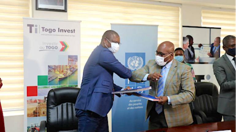 togo-invest-et-le-pnud-s-accordent-pour-attirer-davantage-d-investissements-vers-le-togo