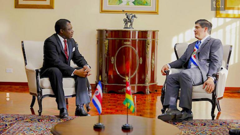 le-togo-dispose-d-un-ambassadeur-au-costa-rica