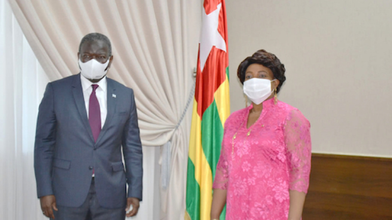 le-nouveau-president-de-la-commission-de-l-uemoa-recu-au-togo
