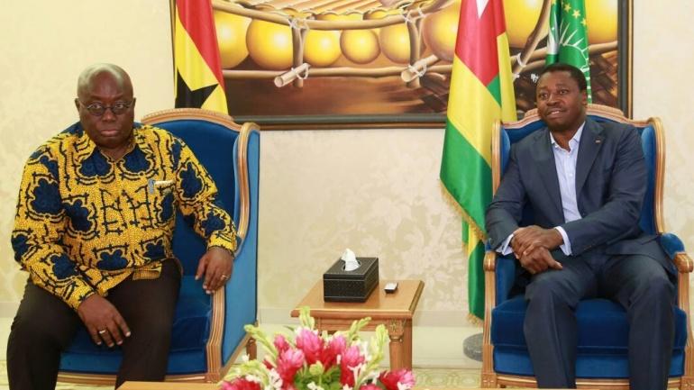 le-president-ghaneen-nana-akufo-addo-est-a-lome-pour-l-ouverture-du-dialogue-politique-inter-togolais