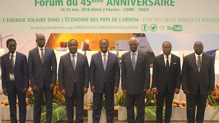 le-forum-des-45-ans-de-la-boad-s-est-ouvert-ce-mercredi-en-presence-du-premier-ministre-et-du-president-ivoirien