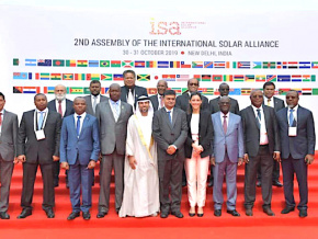 le-togo-prend-la-tete-du-comite-afrique-de-l-alliance-solaire-internationale