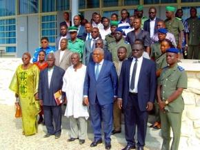 togo-des-cadres-de-la-douane-togolaise-en-formation-pour-une-meilleure-protection-de-la-couche-d-ozone